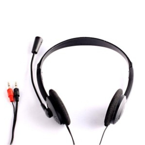 ... CUFFIA STEREO CON MICROFONO VOLUME REGOLABILE CUFFIE PC NOTEBOOK SKYPE  MSN CHAT 1eb73c5df528