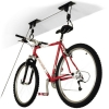 SUPPORTO BICICLETTA CARRUCOLA APPENDI BICI STAFFA DA SOFFITTO GARAGE BOX