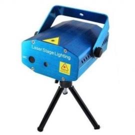 Mini Proiettore Effetto Luci Laser Per Disco Discoteca Dj.Illuminazione Interna Esterna Fastworldshopping Mini Proiettore