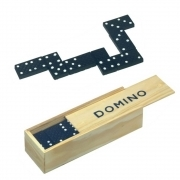 GIOCO DI SOCIETA DOMINO CON 28 TESSERE PEDINE STRATEGIA
